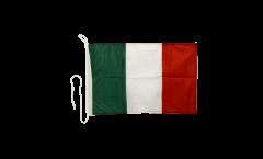Bandiera da barca Italia - 30 x 40 cm
