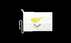 Bandiera da barca Cipro - 30 x 40 cm