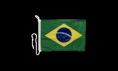 Bandiera da barca Brasile - 30 x 40 cm