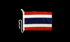 Bandiera da barca Tailandia - 30 x 40 cm