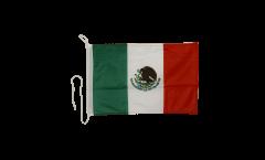Bandiera da barca Messico - 30 x 40 cm