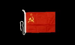 Bandiera da barca URSS Unione sovietica - 30 x 40 cm