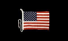 Bandiera da barca USA - 30 x 40 cm