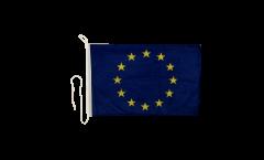 Bandiera da barca Unione Europea EU - 30 x 40 cm