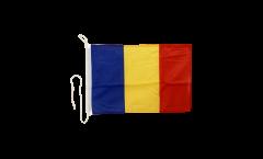 Bandiera da barca Romania - 30 x 40 cm