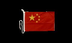 Bandiera da barca Cina - 30 x 40 cm
