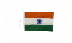Bandiera da barca India - 30 x 40 cm