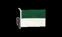 Bandiera da barca Schützenfest - 30 x 40 cm