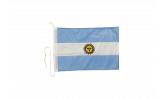 Bandiera da barca Argentina - 30 x 40 cm