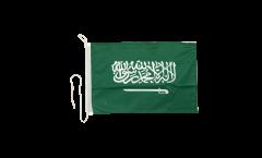 Bandiera da barca Arabia Saudita - 30 x 40 cm