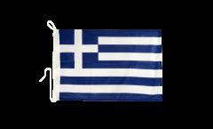 Bandiera da barca Grecia - 30 x 40 cm