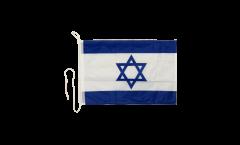 Bandiera da barca Israele - 30 x 40 cm