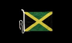 Bandiera da barca Giamaica - 30 x 40 cm