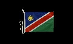 Bandiera da barca Namibia - 30 x 40 cm
