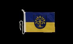 Bandiera da barca Germania città di Hagen - 30 x 40 cm