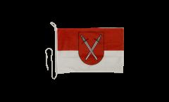 Bandiera da barca Germania Schwerte - 30 x 40 cm