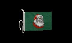 Bandiera da barca Babbo Natale - 30 x 40 cm