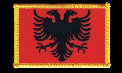 Applicazione Albania - 8 x 6 cm