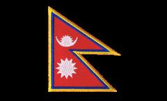 Applicazione Nepal - 8 x 6 cm