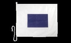 Bandiera segnaletica Sierra (S) - 75 x 90 cm
