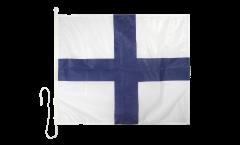 Bandiera segnaletica Xray (X) - 75 x 90 cm