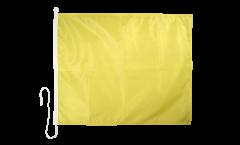 Bandiera segnaletica Quebec (Q) - 75 x 90 cm