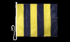 Bandiera segnaletica Golf (G) - 75 x 90 cm