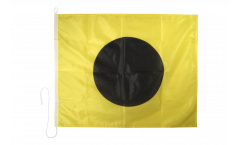 Bandiera segnaletica India (I) - 75 x 90 cm