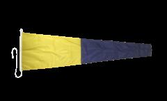 Zahlenwimpel 5 - 45 x 180 cm