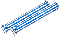 Airsticks Grecia - 10 x 60 cm