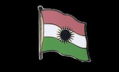 Spilla Bandiera Kurdistan - 2 x 2 cm