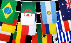 Cordata Coppa del Mondo 2014 - 15 x 22 cm