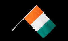 Bandiera da asta Costa d'Avorio - 60 x 90 cm