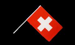 Bandiera da asta Svizzera - 60 x 90 cm