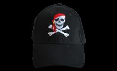Cappellino / Berretto Pirata con bandana, fan