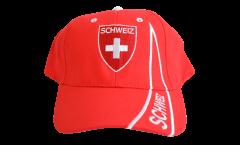 Cappellino / Berretto Svizzera, fan