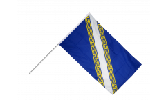 Bandiera da asta Francia Champagne-Ardenne - 60 x 90 cm