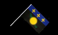 Bandiera da asta Francia Guadelupe - 60 x 90 cm