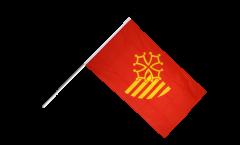 Bandiera da asta Francia Linguadoca-Rossiglione - 60 x 90 cm