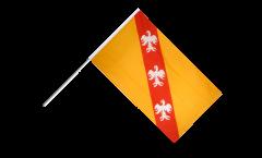 Bandiera da asta Francia Lorena - 60 x 90 cm