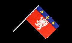 Bandiera da asta Francia Lione - 60 x 90 cm