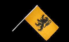 Bandiera da asta Francia Nord Passo di Calais - 60 x 90 cm