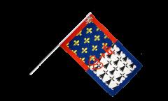 Bandiera da asta Francia Loira - 60 x 90 cm