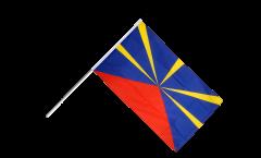Bandiera da asta Francia Réunion - 60 x 90 cm