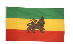 Bandiera Etiopia vecchia