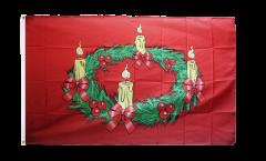 Bandiera Corona dell'Avvento