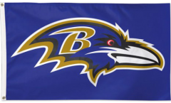 Bandiera Baltimore Ravens