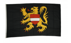 Bandiera Belgio Brabante Fiammingo