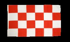 Bandiera Belgio Brabante Vallone