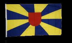 Bandiera Belgio Fiandre occidentali
